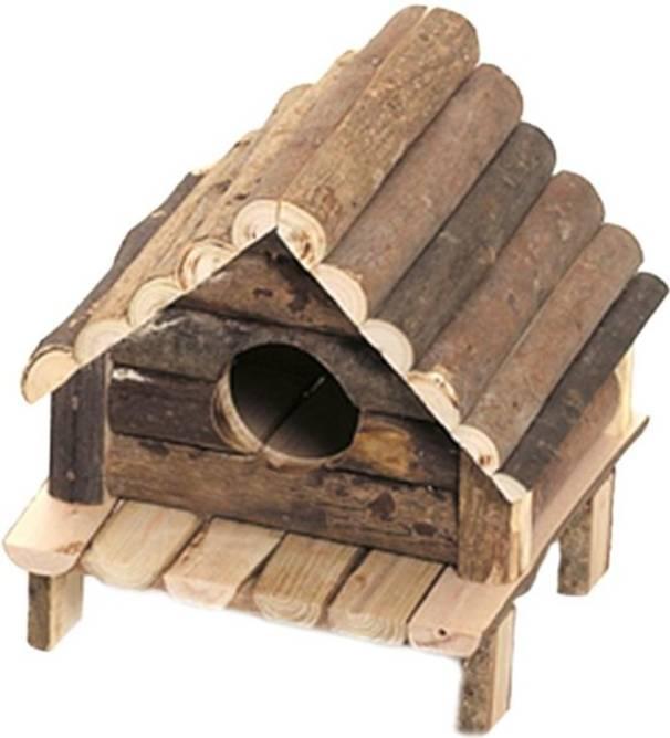 Bilde av Wooden Cabin