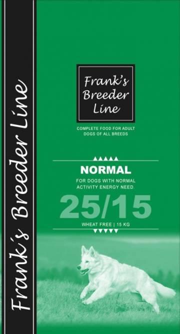 Bilde av Frank`s Breeder Normal 25/15